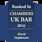 Chambers 2016: David Stephenson