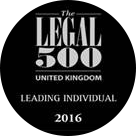 Legal 500: leading individual
